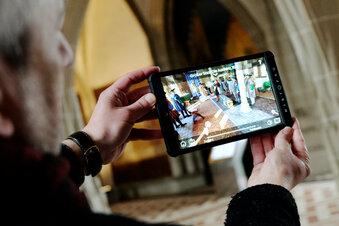 Digitale Zeitreise durch die Albrechtsburg