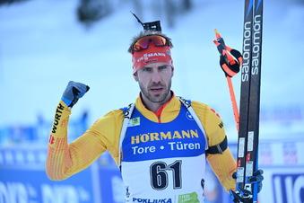 Biathlon-Olympiasieger Peiffer hört auf