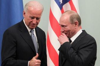 Treffen von Biden und Putin am Genfersee