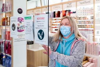 Bautzen: So läuft der Einkauf mit Testpflicht