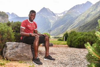 Koné verspricht: Ich bleibe bei Dynamo