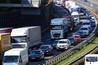 """""""Unhaltbarer Zustand auf der Autobahn"""""""
