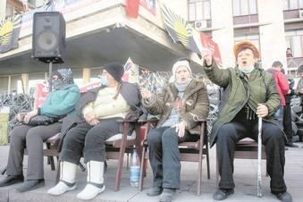 Kampf um die Republik Donezk