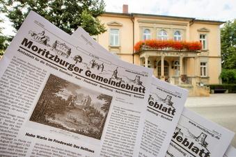 Streit um Moritzburger Gemeindeblatt