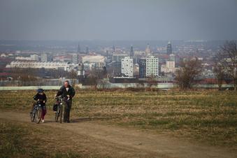 Trümmerbahn für Dresdens Südpark