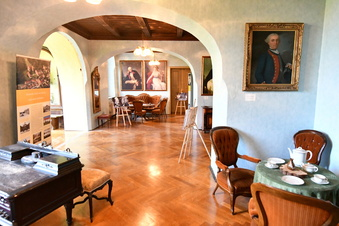 Spende fürs Seifersdorfer Schloss