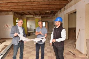 Freital: Ballsäle-Sanierung mit Hindernissen