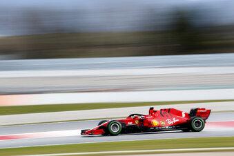Formel 1 fährt jetzt an der Konsole