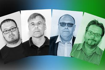 Grüne, CDU und AfD in einer Fraktion