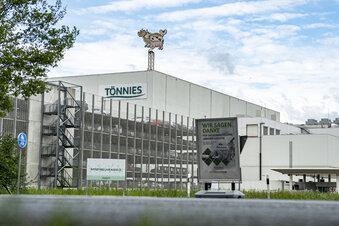 657 Infektionen in Tönnies-Fleischfabrik
