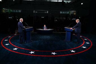 USA: Zweites TV-Duell abgesagt