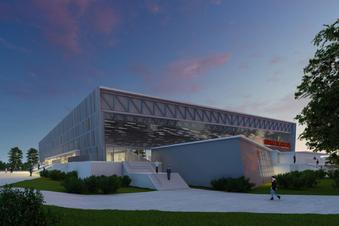 DSC-Volleyballer wollen größere Margon-Arena