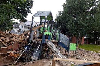 Flutkatastrophe: Rotarier lösen Rücklage auf