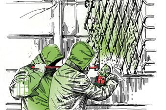 Polizei stellt Einbruch ins Grüne Gewölbe nach