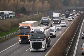 Neuer Belag für 21 Kilometer Autobahn