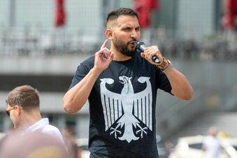 Berlin übernimmt den Fall Attila Hildmann