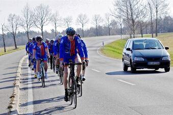 Was Radfahrer dürfen und Autofahrer müssen