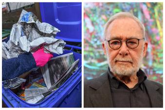 Was ist Gerhard Richters Altpapier wert?