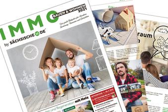 Der neue Bauen & Wohnen Katalog