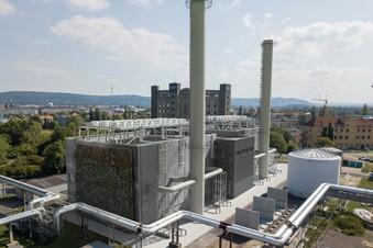 Grundstein für neues Kraftwerk gelegt