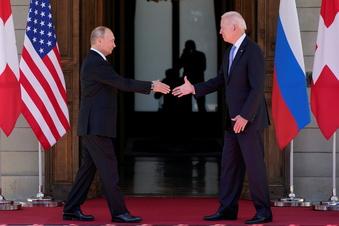 Entspannungssignale bei Putin und Biden