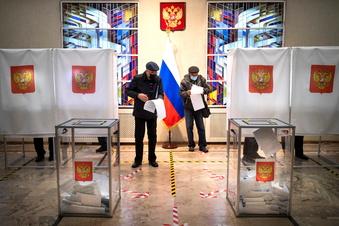 Ende der Auszählung: Kremlpartei gewinnt Russland-Wahl