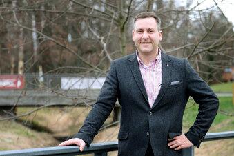 Der erste Bürgermeister-Kandidat