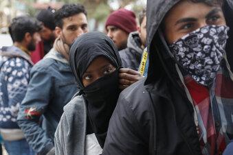 Flüchtlinge werden separat untergebracht