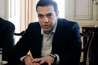 Tsipras droht der EU mit Blockade