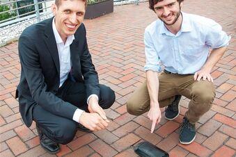 Sensoren helfen bei Parkplatzsuche