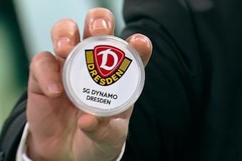 Dynamo spielt im Pokal am Freitagabend