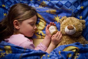 Gehört ein Kind ins Bett der Eltern?