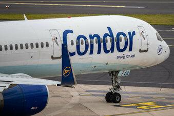 Condor kann durchstarten