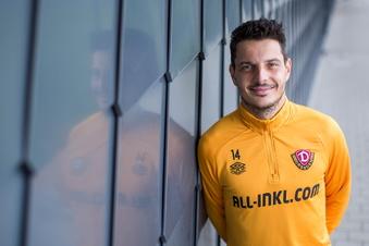 Warum der Dynamo-Stürmer nun ein Edel-Joker ist