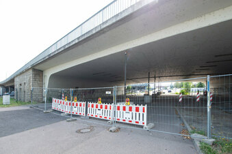 Gefahren an maroder Nossener Brücke