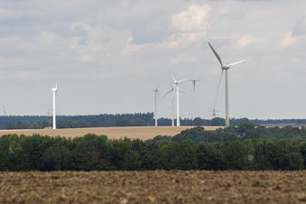 Größere Windräder bei Colmnitz geplant