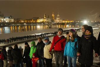 Dresden wehrt sich gegen Rechts