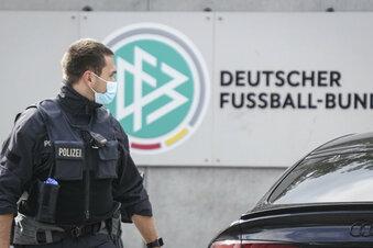 DFB weist Vorwürfe nach Razzia zurück