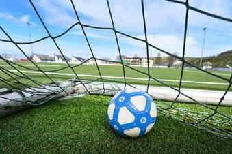 Ab Montag ruht der Fußball in Sachsen