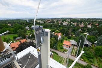 Hohes Tempo beim Ausbau fürs 5G-Netz