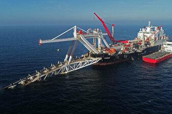 Nord Stream 2 darf weitergebaut werden