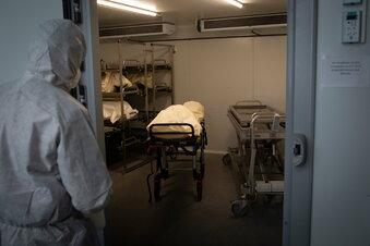 Übersterblichkeit in Sachsen drastisch gestiegen