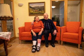 Wie geht es den Menschen im Pflegeheim?