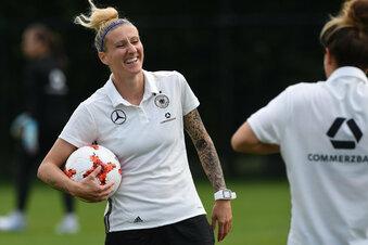 Olympiasiegerin beendet Fußball-Karriere