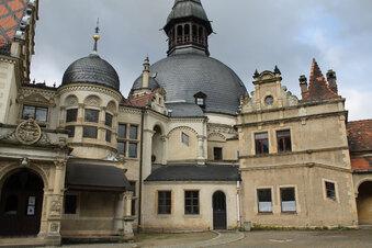 Schloss Schönfeld verlegt Veranstaltungen