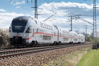 Fährt der IC bald wieder bis Chemnitz?