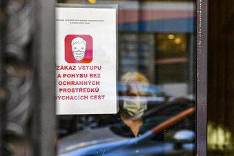 Corona: Reisewarnung für ganz Tschechien?