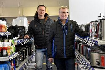Radeberger Elektronikmarkt baut neu