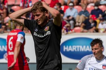 Dynamos vergeblicher Kampf in Heidenheim