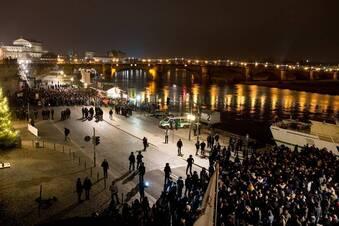 Die Pegida-Märsche und die Frage: Was kommt auf Dresden zu?